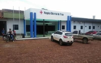 VARIADA CARTERA DE SERVICIOS OFRECE EL HOSPITAL DE FRAM- ITAPÚA