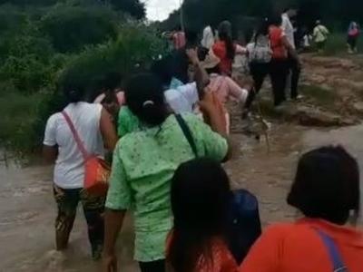 HOY / Hospital de Juguetes recibe donaciones de ropas y mantas para pronta ayuda a damnificados