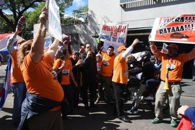 Ciudadanía celebra la expulsión de Bogado