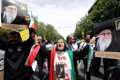 Irán denuncia una conspiración en ataque a petroleros