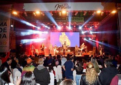 Exitoso Festival de la Madera