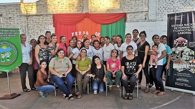 Egresan 28 maquilladoras en Concepción tras culminar curso del Sinafocal