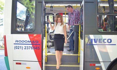Alto Paraná Transportes, ligada a Zacarías adeuda G. 201 millones por impuesto al boleto