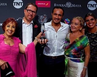 """""""Las Herederas"""" se alza con dos estatuillas en """"Premios Platino"""""""