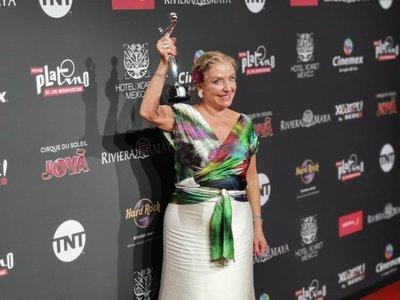 Ana Brun venció a Penélope Cruz y Yalitza Aparicio en los premios Platino
