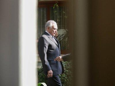 El ex presidente brasileño Michel Temer es transferido de prisión