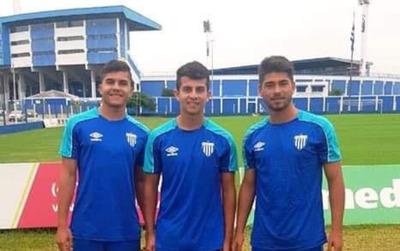 """Avaí FC cuenta con tres jugadores más del """"3"""""""