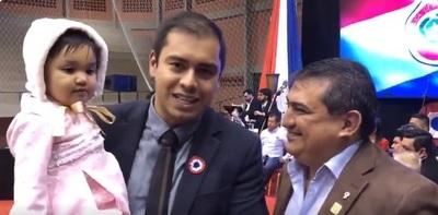 Miguel Prieto asume como nuevo intendente de Ciudad del Este