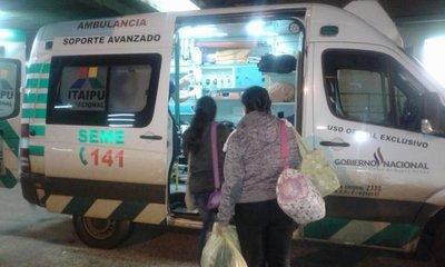 Atenderán a recién nacida en Hospital de Trinidad