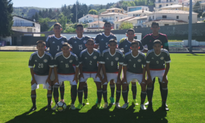 HOY / Albirroja sub 16, campeón en el cuadrangular en Portugal