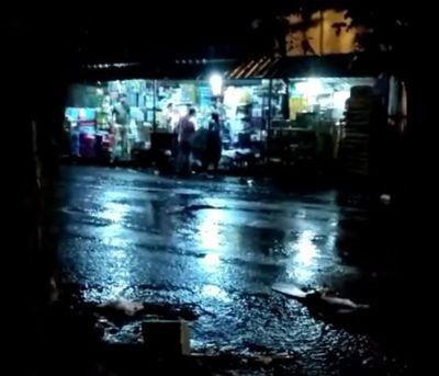 Casillitas con luz a pesar del temporal