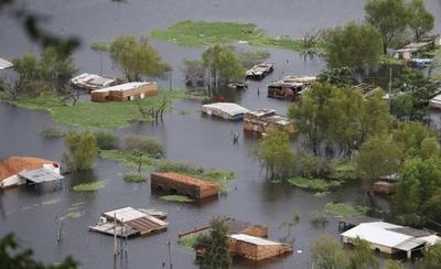 HOY / Inundación: son 180 escuelas anegadas y 13.500 alumnos afectados, según el MEC