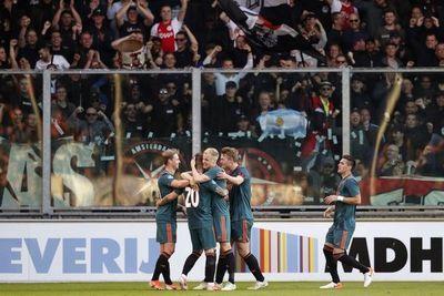 Ajax, campeón en Holanda