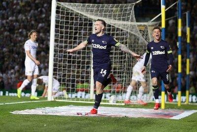 Derby County acaba con el sueño del Leeds