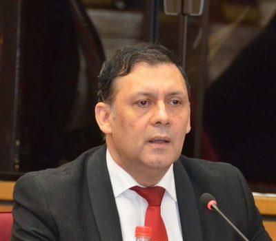 Víctor Bogado quedó fuera del Congreso