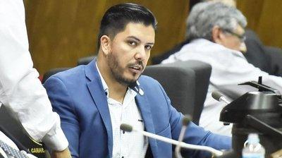 El legislador Carlos Portillo tendrá que ir a juicio oral
