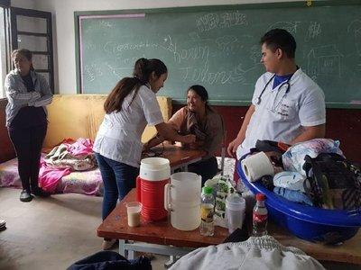 En gran parte de las escuelas del  Ñeembucú  reinician hoy las clases
