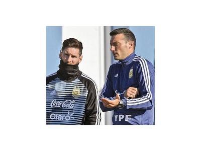 Argentina y Colombia dieron sus prelistas