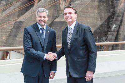 Paraguay y Brasil agilizarán procesos para iniciar construcción de puente