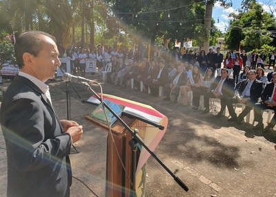 En Horqueta: Reivindican la figura independista de Manuel Gamarra