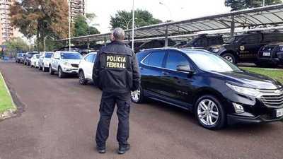 Megaoperativo en Foz desarticula red de lavado de dinero que involucra comerciantes de CDE