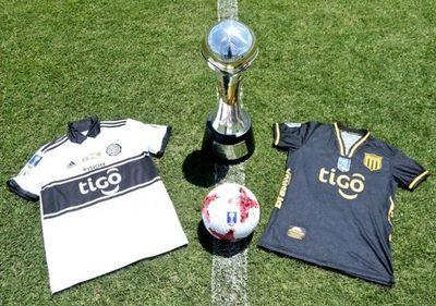 El sorteo de la Copa Paraguay