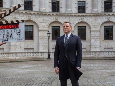 Suspenden temporalmente el rodaje de nueva película de James Bond