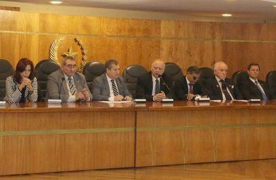 Audiencia pública de candidatos a la defensoría general