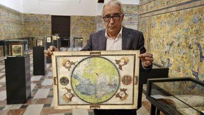 Espionaje y mapas falsos para disuadir a Magallanes de su viaje a las Molucas