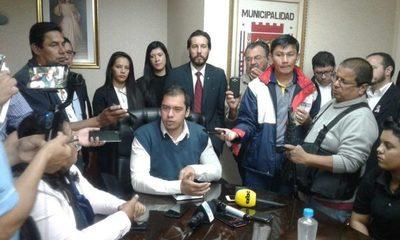 Miguel Prieto instaló su gabinete