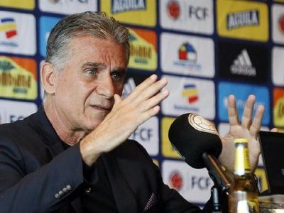 Queiroz valora balance experiencia y juventud en preselección a Copa América
