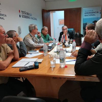 Conforman Panel de Expertos en Hidrología para atender problemática de Ñeembucú