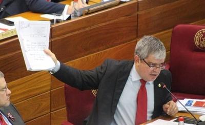 """HOY / Riera sobre Buzarquis: """"Es un delincuente... y debe perder la investidura"""""""