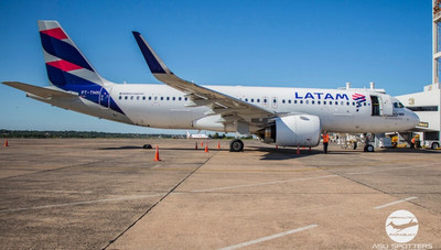Estado paraguayo recibe beneficios de Latam Airlines Paraguay