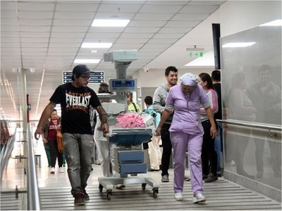 Habilitan servicios en el nuevo edificio del Hospital  San Pablo