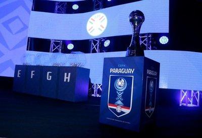 Fueron definidos los cruces por la Copa Paraguay