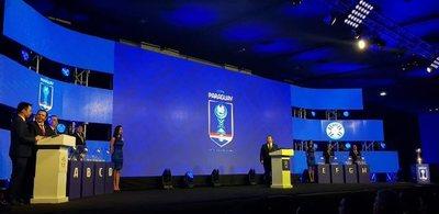 Los grandes con equipos de tercera división en Copa Paraguay