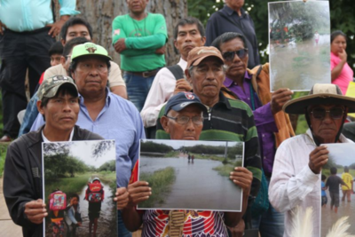 Inundaciones exponen a comunidades indígenas a situaciones extremas