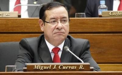Allanan propiedades del Presidente de Diputados
