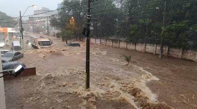 HOY / Desagüe pluvial: comuna asuncena admite excesiva dilación y genera mar de dudas