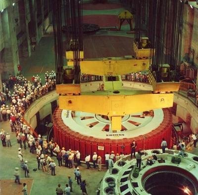 Liderazgo energético, desarrollo de infraestructura y compromiso socioambiental marcan los 45 años de Itaipu