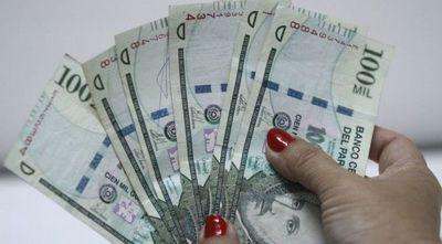 CUT pedirá aumento de salario mínimo de Gs. 3.000.000