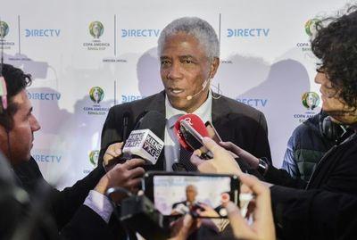 'Brasil candidato, Argentina no existe'