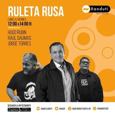 La Ruleta Rusa con Jorge Torres Raúl Daumas y Jorge Torres