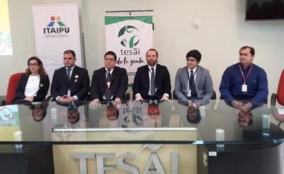 """Escuelas de Alto Paraná se suman a la campaña """"Pará-na los criaderos"""""""