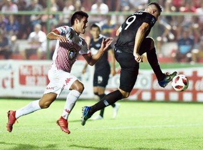 San Lorenzo ganó tres puntos