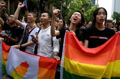 Taiwán, primer país de Asia que legaliza el matrimonio homosexual