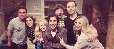HOY / 'The Big Bang Theory' dice adiós a la televisión con un  emotivo desenlace