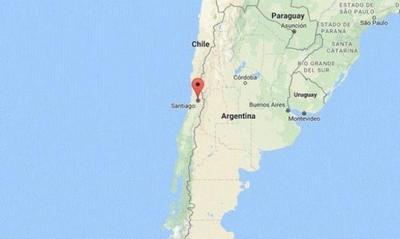 Sismo de magnitud 5,1 sacudió parte del norte de Chile