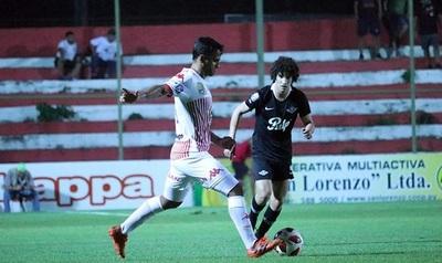 Libertad pierde puntos ante San Lorenzo por alineación indebida